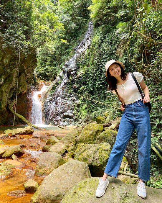 天母古道親山步道|水管步道|黃金瀑布|翠峰瀑布|天母步道