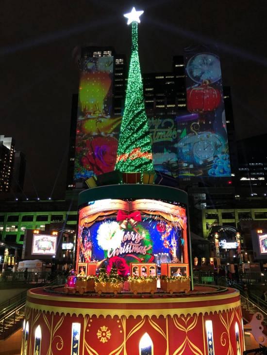 2020新北耶誕城主燈夢幻音樂盒