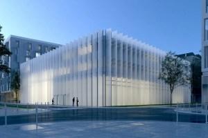 IMREDD's new building
