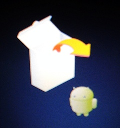 Toshiba brachte Android 2.2 Update fürs AC100 Webbook heraus