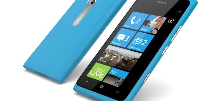 Neues von Nokia. Jetzt mit GLONASS?
