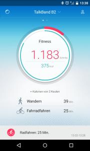 Huawei Wear Fitness