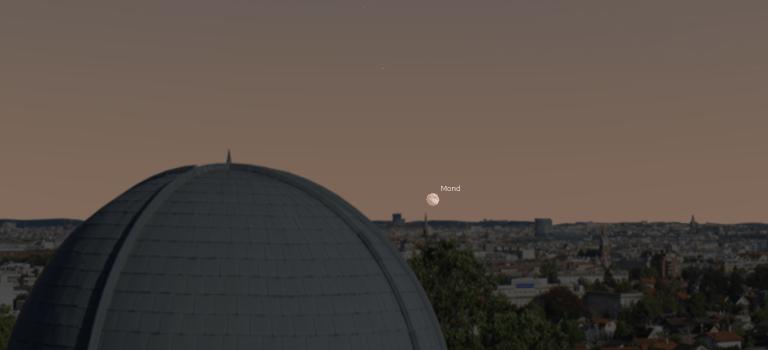 Daten und Fakten zur Mondfinsternis am 27. 7. 2018