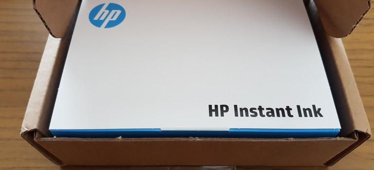 Im Test: HP Instant Ink