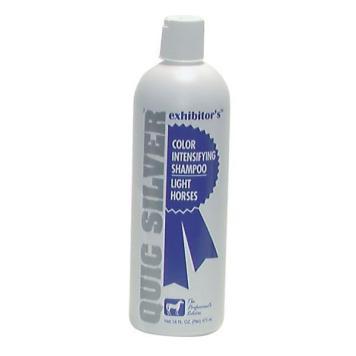 absorbine, showsheen, cowboy magic, hårpleje, hårserum, shampoo til blondt hår, blegende shampoo, hesteshampoo, mane 'n tail, quic silver shampoo, silver shampoo, lilla shampoo