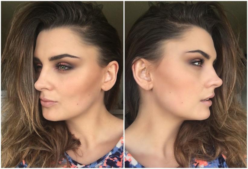 makeuplook øjenmakeup med Make Up for ever af salli villefrance