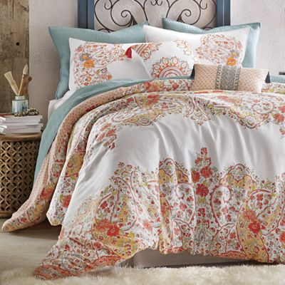 Sabine Comforter Set And Decorative Pillows By Jessica Simpson From Seventh Avenue D9748558