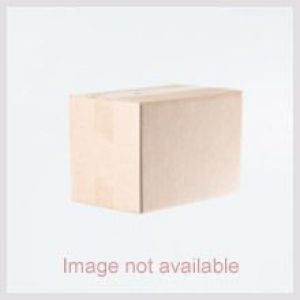 Spargz Festive Brass Gold Plated Pea Indian Matte Finish Chandelier Earring With Jhumka Drops Aier