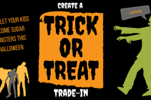 trick or treat trade in