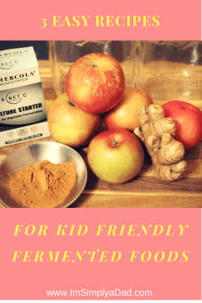 Easy Recipes for Kid Friendly Fermented Foods