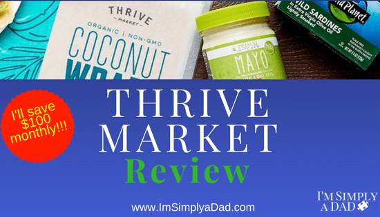 Thrive Market Review