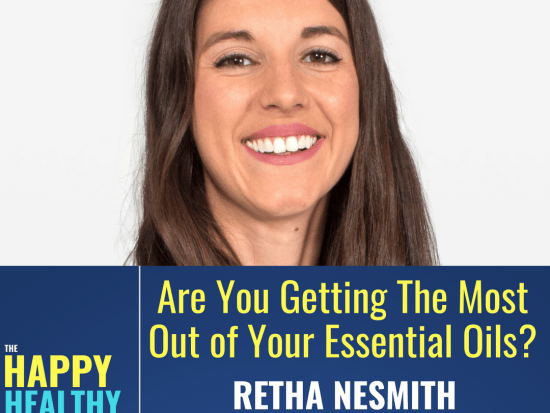Retha Nesmith Happy Healthy Family Podcast