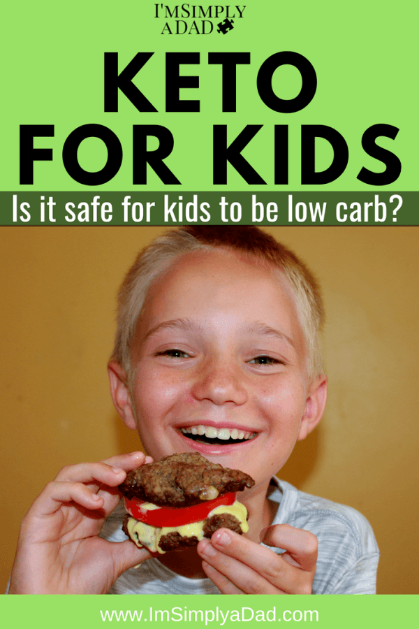 Keto for kids: If you are a parent on the ketogenic diet, you may want to keep breakfast, lunch, and dinner simple and have the whole family be keto. But, is it safe for our children to be low carb? Yes it is, and it may even help them in school, athletics, and maybe even improve ADHD or autism.