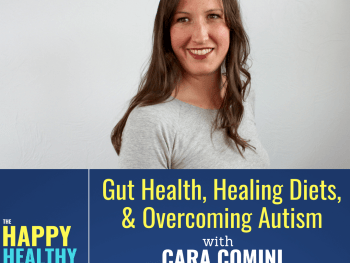 Gut health, healing diets, and overcoming autism: We discuss healing diets and the remarkable improvements you can see when you heal an unhealthy gut. Cara is going to tell us about her incredible story of healing her daughter's gut and overcoming autism. Along the way we discuss different healing diets including the GFCF (gluten free casein free) GAPS, and Keto. We also define what exactly gut health means, and we touch on picky eating.