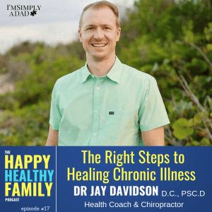 Killing Parasites & Supporting Drainage Pathways To Find HealingI welcome Dr. Jay Davidson to the show. Dr. Jay is a chiropractor and health coach specializing in chronic Lyme Disease. After helping his wife overcome a debilitating chronic illness, he figured out the proper protocol order to finally find heal chronic illness.Dr. Jay and I discuss supporting drainage pathways to prepare the body for detox, why you must address parasites before detoxing or going after other chronic infections. #parasites #healing