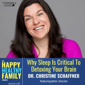 Sleep is vital to detoxing your brain. The glymphatic system clears toxins from your brain, but it only works while you sleep. Learn what affects this system & how to optimize the brain's drainage pathway. Dr Christine Schaffner discusses the impact of toxins like glyphosate, aluminum, & EMFs. Plus we dive into melatonin supplementation & other ways to improve sleep. #detox #glymphaticsystem #podcast