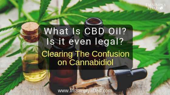 Is CBD even Legal?