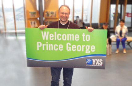 Welcome To Prince George