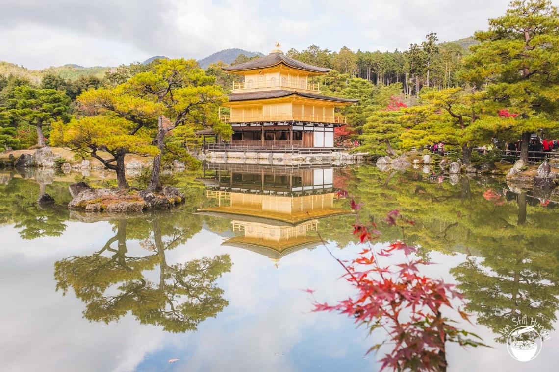 Kyoto - Kinkakuji Temple