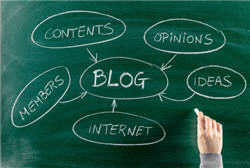 Features of blogs
