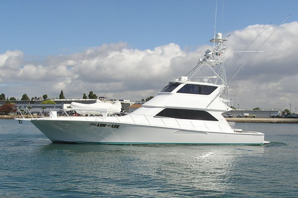 65 Viking Yachts 2000 MS LUV A LEE For Sale In San Diego