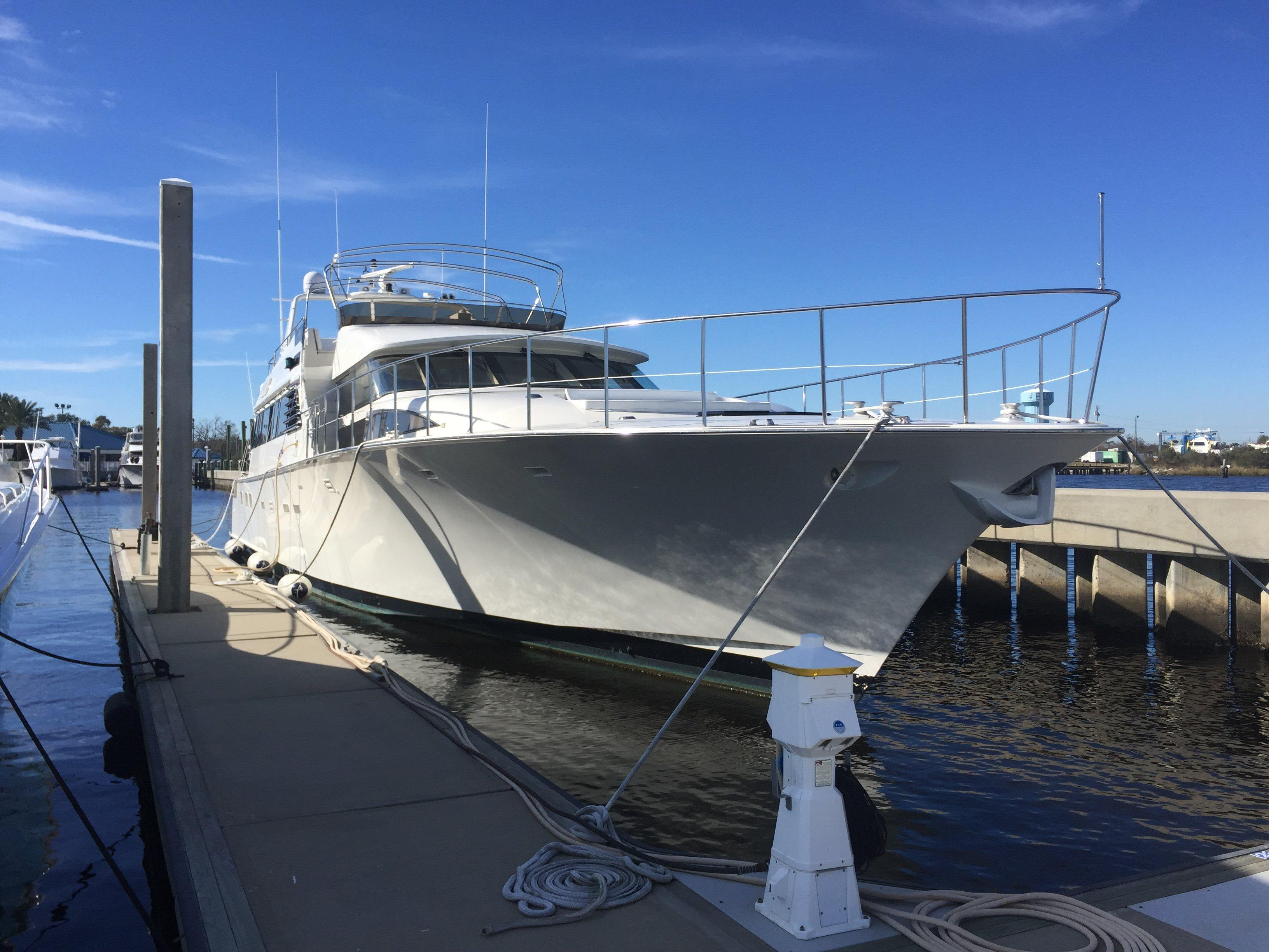 1988 Cheoy Lee Cockpit Motoryacht Must Sell For Sale