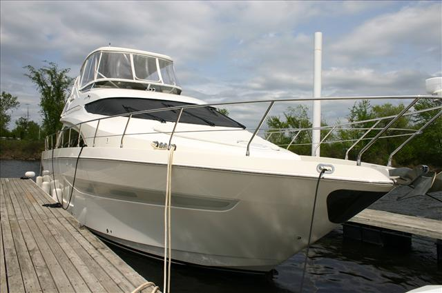 55 Marquis Yachts 2007 For Sale In Bayport US Denison