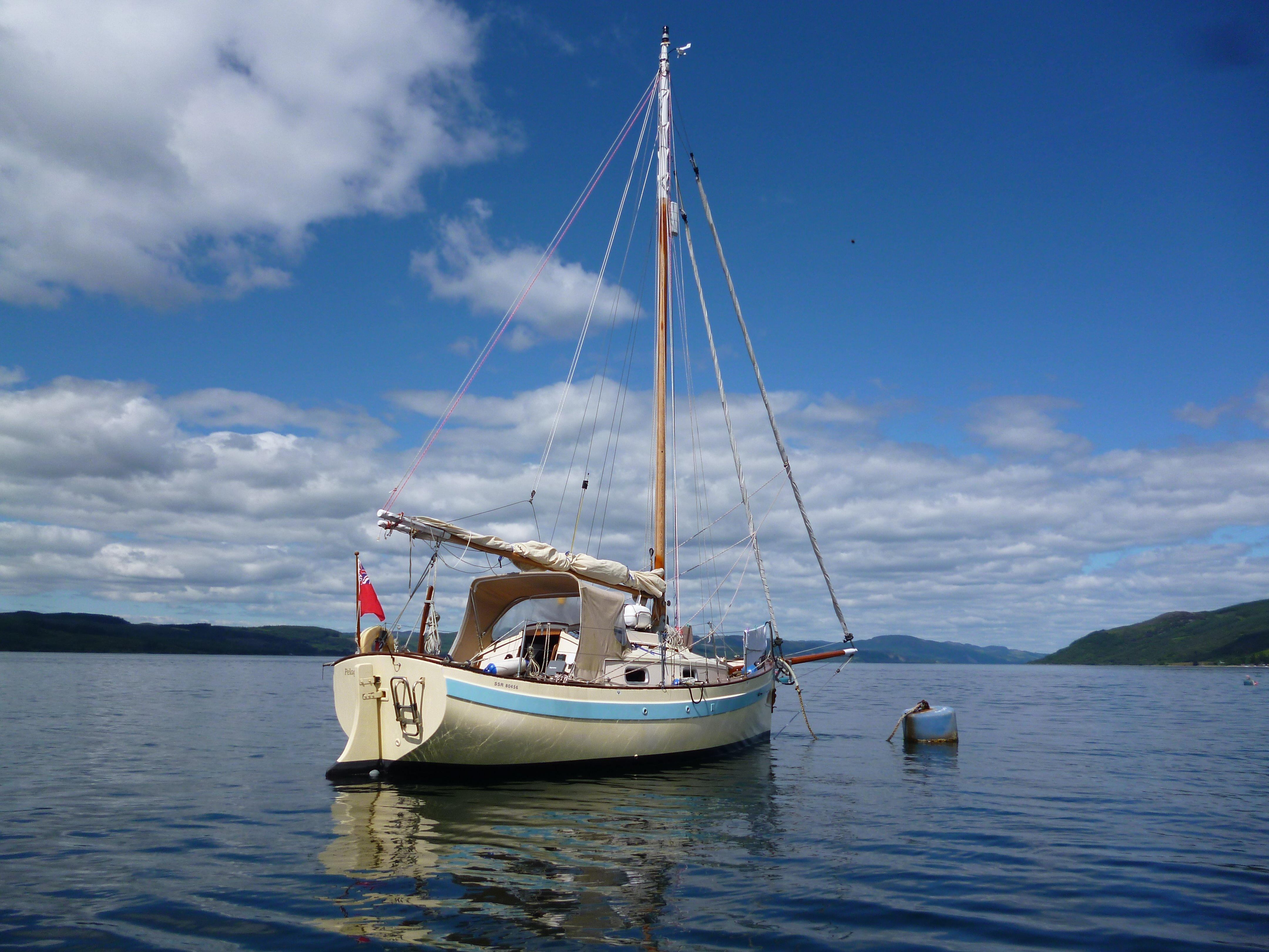 Oysterman 22 Boat For Sale