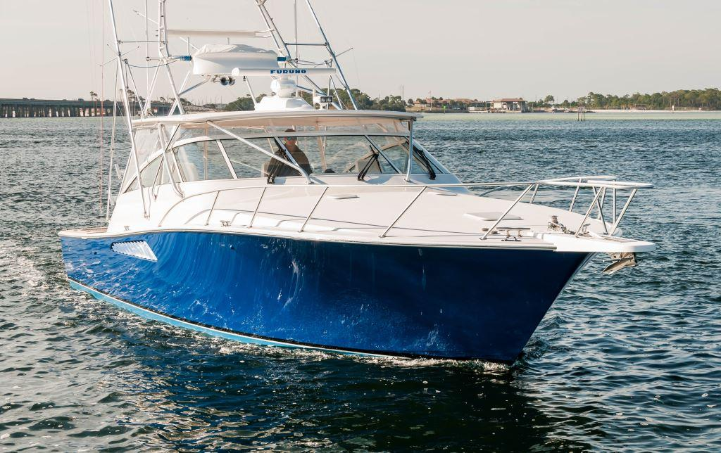 45 Viking Yachts 2006 You Never Know For Sale In Gonzales
