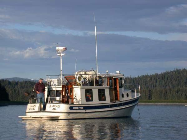 Nordic Tugs 32 Main Event 4307659 For Charter