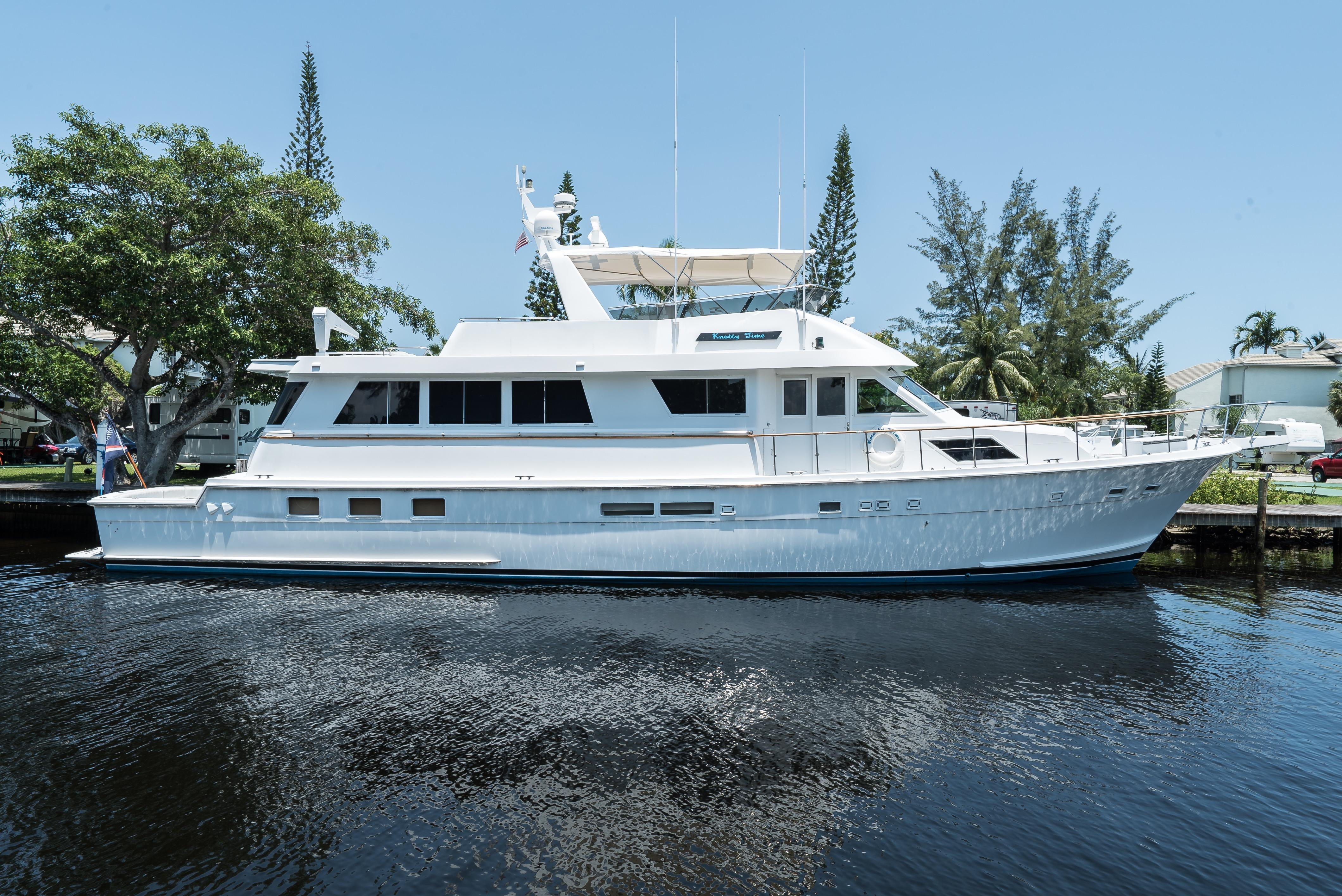 Used Hatteras Yachts For Sale From 250000 To 500000