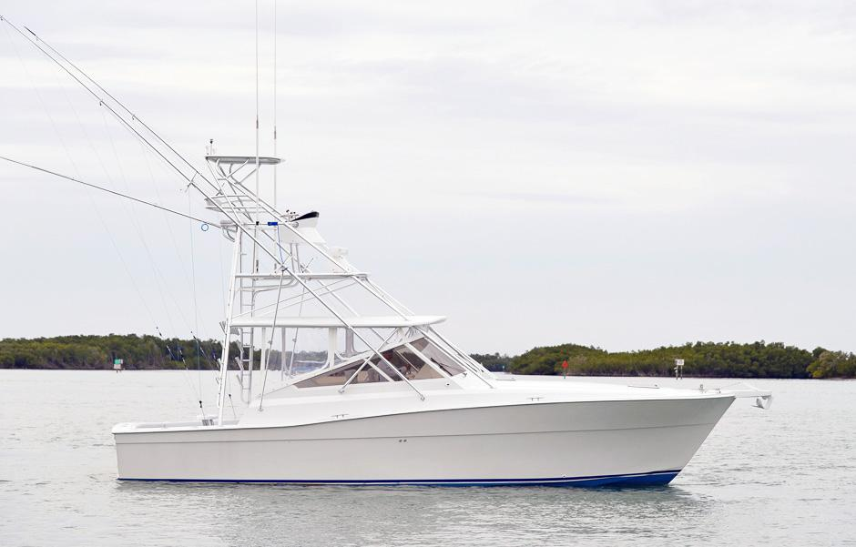 35 Viking 1985 HOT PURSUIT For Sale In Ft Pierce Florida