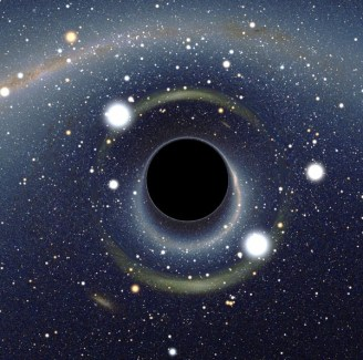 The Eye of the Univervse