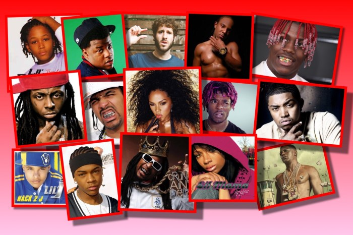YOUNGEST RAPPERS TO BECOME FAMOUS