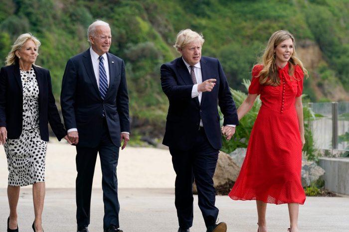 Biden & Johnson Are Seeing 👀 To 👀 Ahead Of G7 Summit
