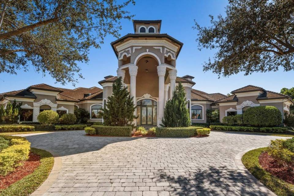 Rick Ross Sheds A Tear, Shows Off His Crib, & Motivates Us