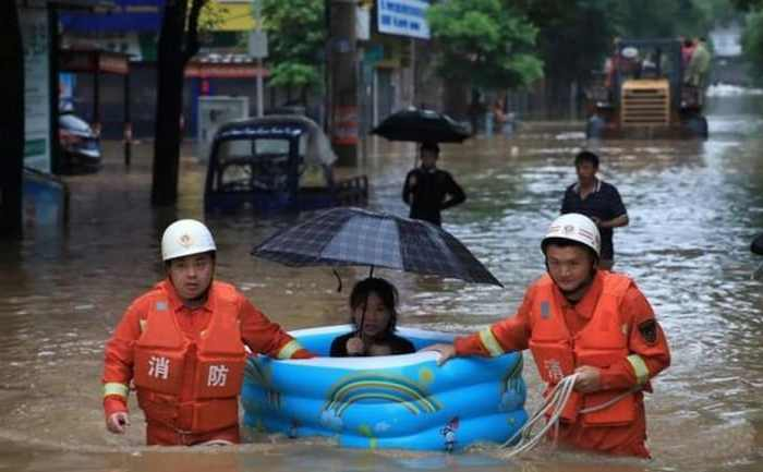 China & Germany: Experiencing The Worst Flooding In 1,000 Years