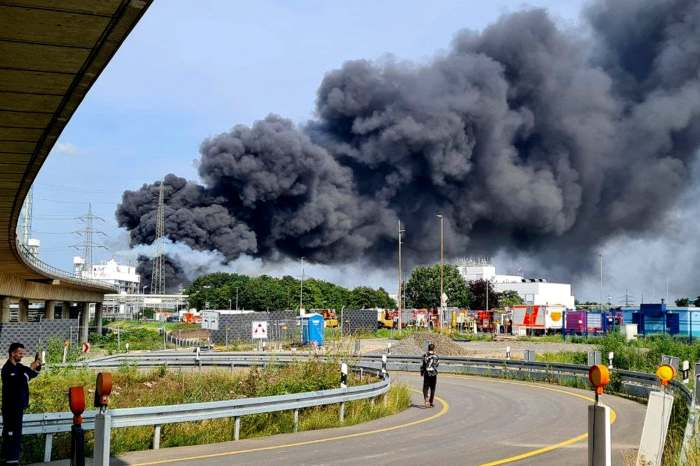 German Chemical Complex Explosion Injures Many, Kills 1, 4 Missing