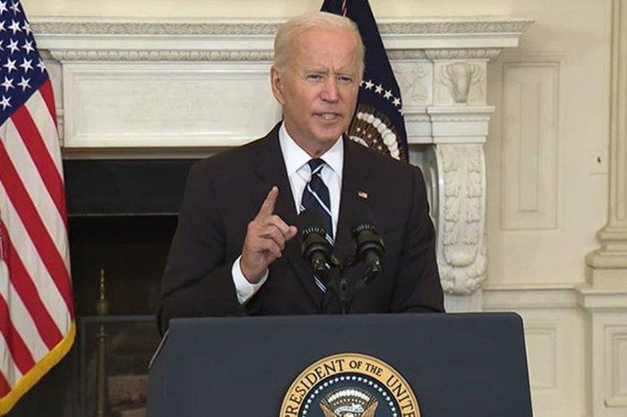 Joe Biden Speaks & Australia Gets Nuclear Powered Sub's