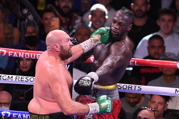 Fury Vs Wilder 3 Highlights & After Party