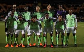Super eagles players get number on their jersey ahead of world cup