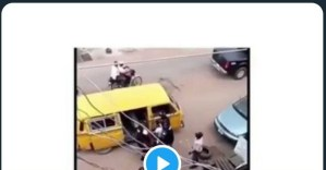 John Ogu reacts to video of SARS officials brutalising a young man
