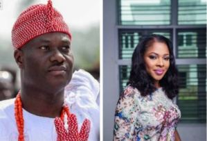 Meet Ooni of Ife's new wife-to-be, Tope Adesegun