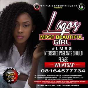 Lagos Most Beautiful Girl | Most Beautiful Girl in Lagos