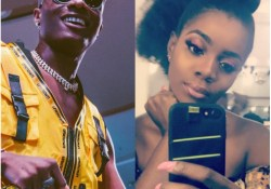 See what Wizkid's babymama, Shola said about his song, Fever