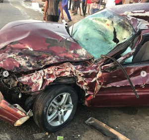 Bbnaija Kbrule was involved in a ghastly accident