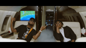 Kizz Daniel One Ticket ft. Davido mp4 video
