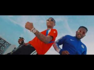 R2Bees Supa ft. Wizkid mp4 video