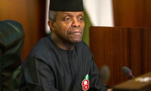 Update: Air Force helicopter carrying VP Osinbajo crashes