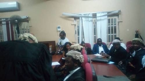 Naira Marley Looks Humble As He Appears In Court